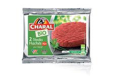 Steak haché Bio 5% Charal