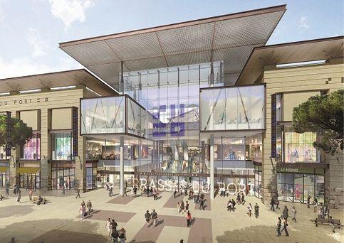 La france reste au troisi me rang en europe - Centre commercial marseille les terrasses du port ...