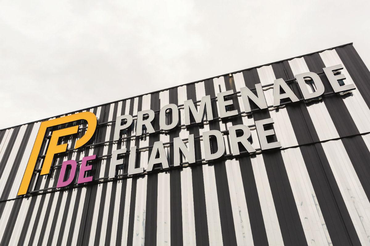 Promenade de flandre inaugur e en place forte dossiers lsa conso - Liste des magasins promenade des flandres ...