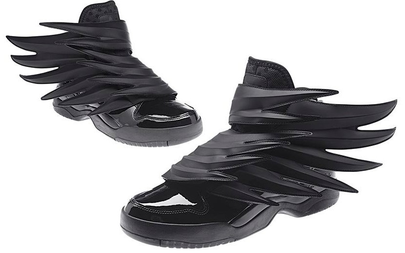 Jeremy Scott Wings 3.0 Shoes by Adidas de Adidas
