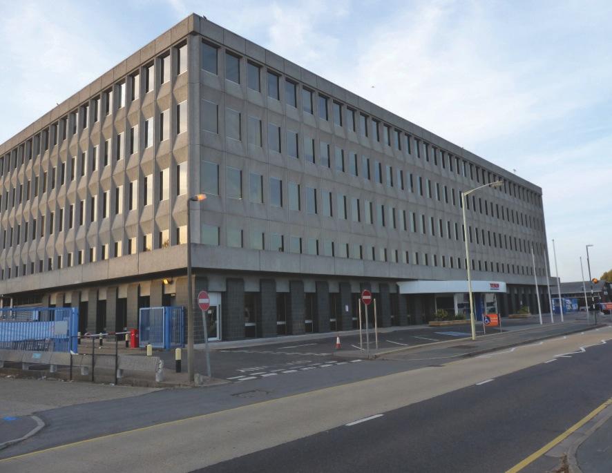 Tesco toujours loin devant au royaume uni - Morrisons plc head office ...
