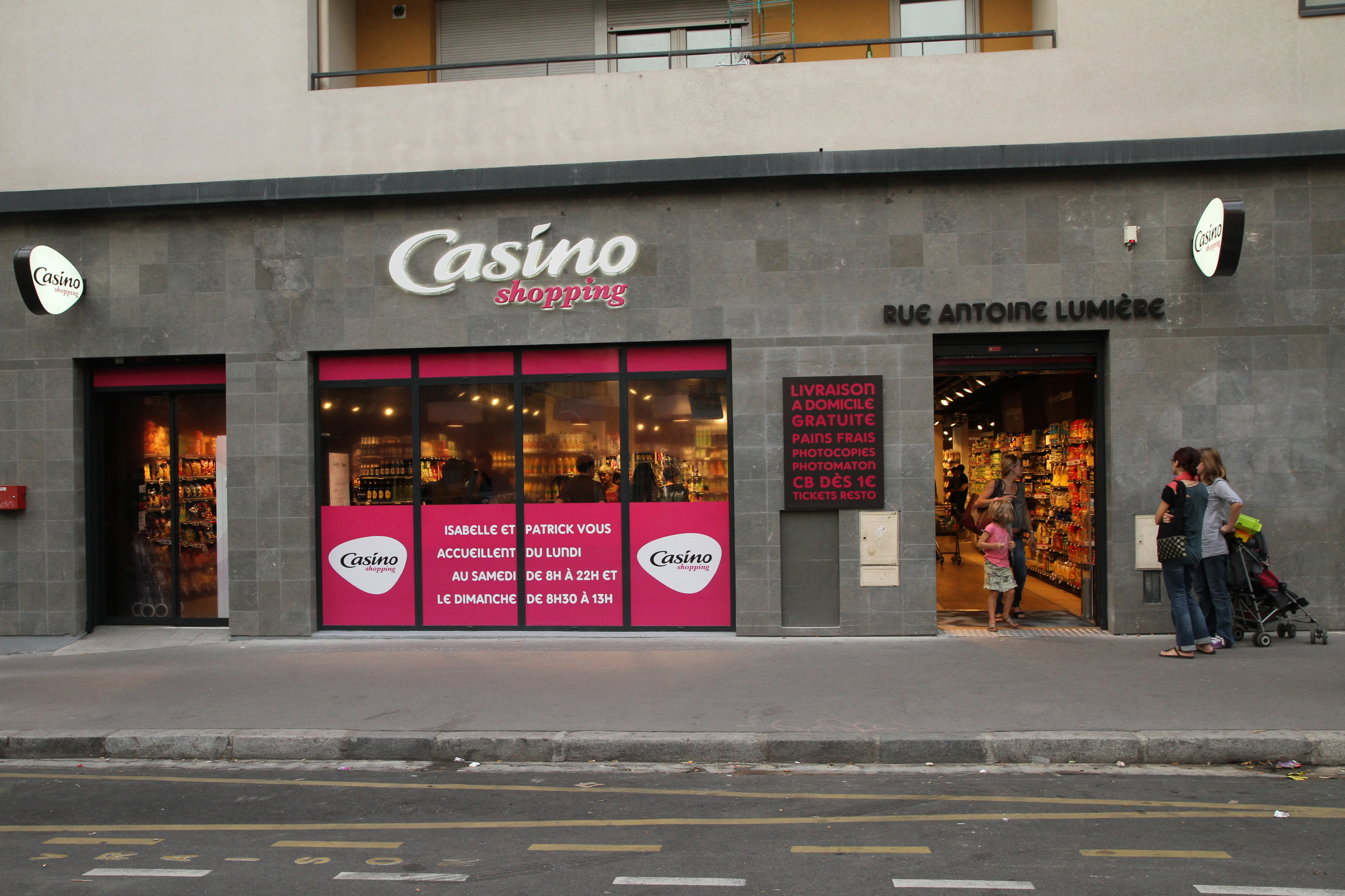 Magasin casino lyon 3