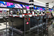 Go Pro Make Up, le nouvel espace Make Up For Ever au Sephora Champs-Elysées.
