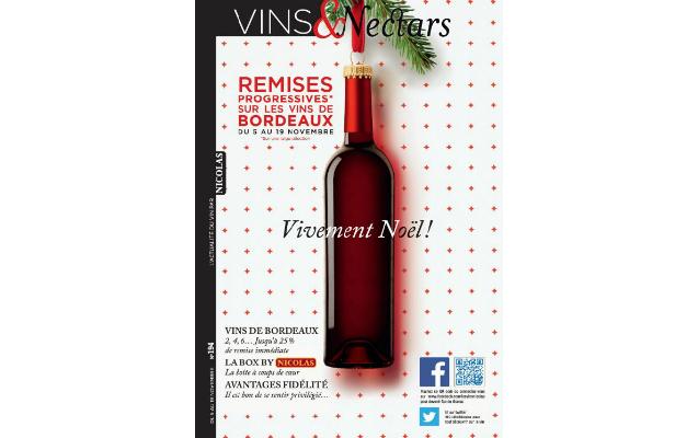 le catalogue de vins nicolas affiche les. Black Bedroom Furniture Sets. Home Design Ideas