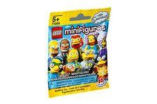 Lego Minifugures The Simpsons Series 2