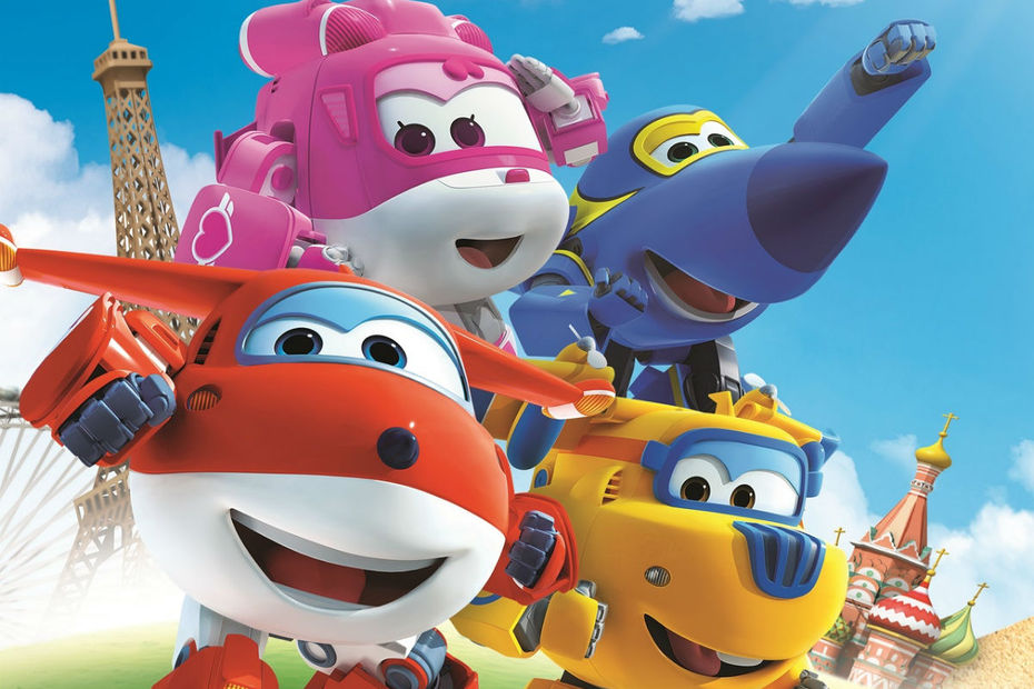 Les jouets super wings en avant premi re chez loisirs for Disegni da colorare super wings