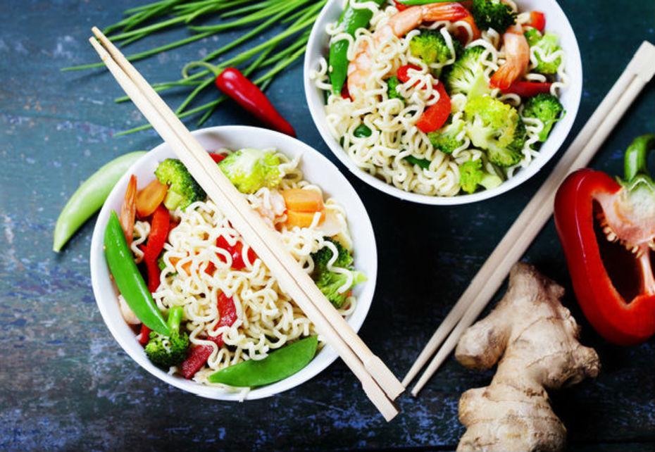 Les produits asiatiques ont vraiment la cote - Epicerie, alimentation