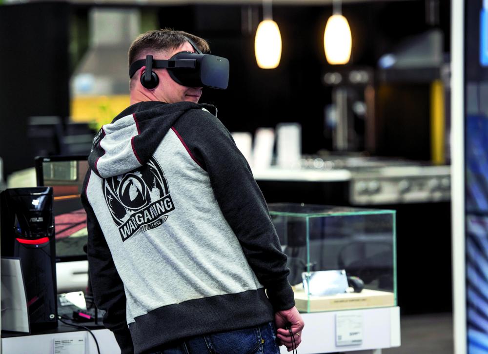 5eca5adc9d Le recours à la réalité virtuelle, comme avec le casque Oculus, est l'