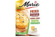 Patati-patata Pomme de terre 4 fromages Marie