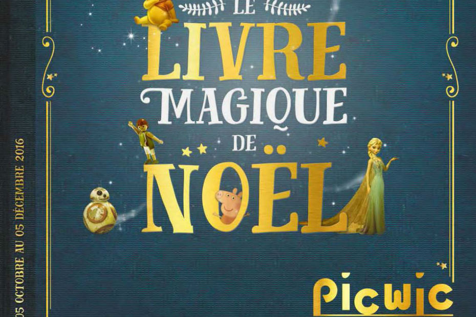 catalogue de jouet noel 2018 picwic Picwic sort son catalogue de jouets et son   Loisirs, culture catalogue de jouet noel 2018 picwic