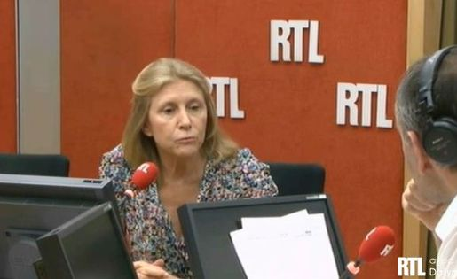 Christine Mondollot Virgin RTL