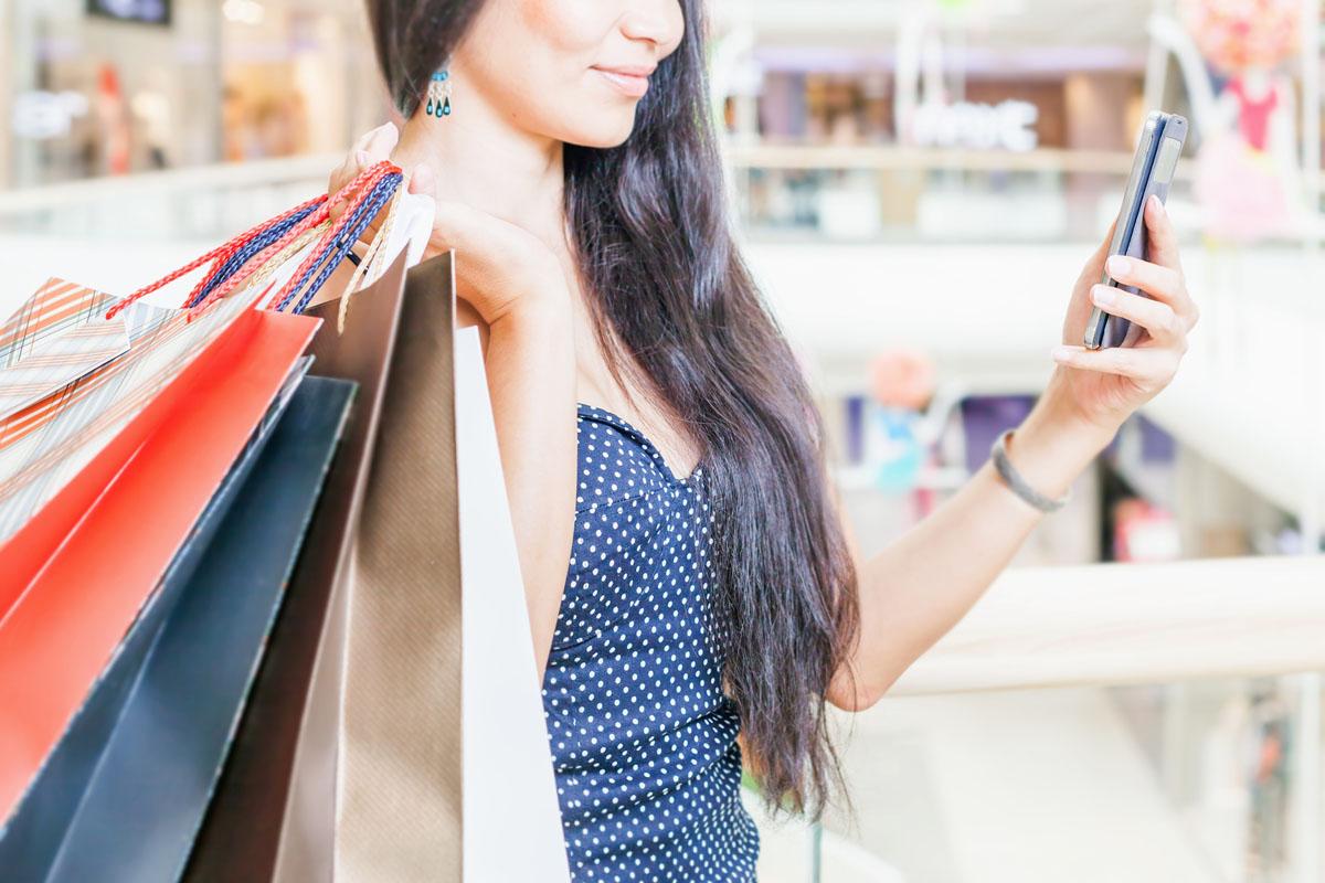 Soldes dété : les transactions sur mobiles...