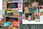 "Opération ""Tastes of Great Britain"" de Mark & Spencer (juin 2015)"