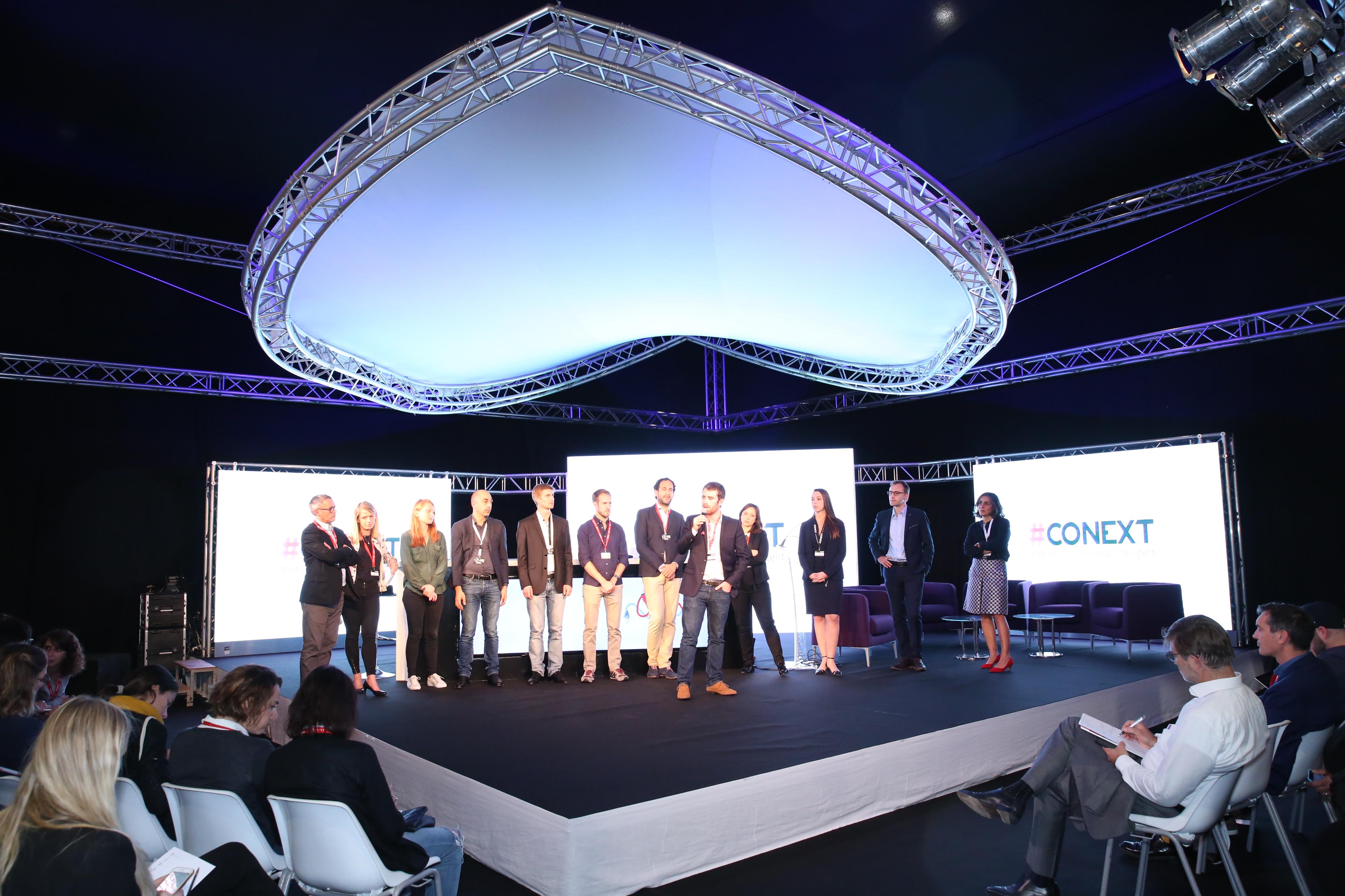 NRF 2018: les start-up françaises sélectionnées sont...
