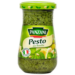 Sauce Pesto Vert Panzani