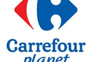 Carrefour Planet Logo