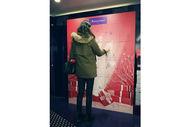 Marionnaud a installé un calendrier de l Avent géant à son magasin des  Champs- 6ad7b26881d