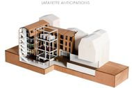 La Fondation Galeries Lafayette, Lafayette Anticipations, ouvrira à Paris le 10 mars 2018.