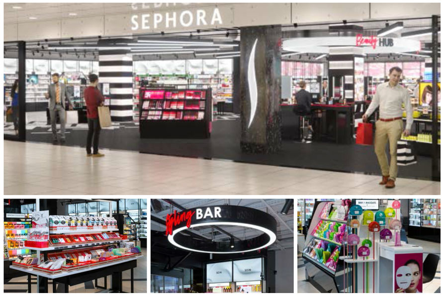 les innovations de sephora saint lazare en. Black Bedroom Furniture Sets. Home Design Ideas