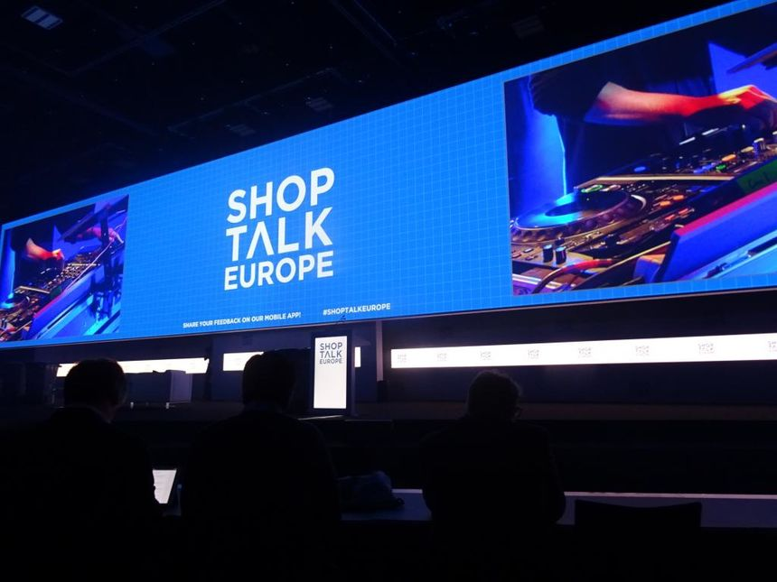Shoptalk Europe se tient du 9 au 11 octobre 2017 à Copenhague