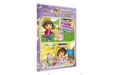 Le DVD «Je grandis avec Dora – Dora loin de maman et papa» de TF1 Vidéos
