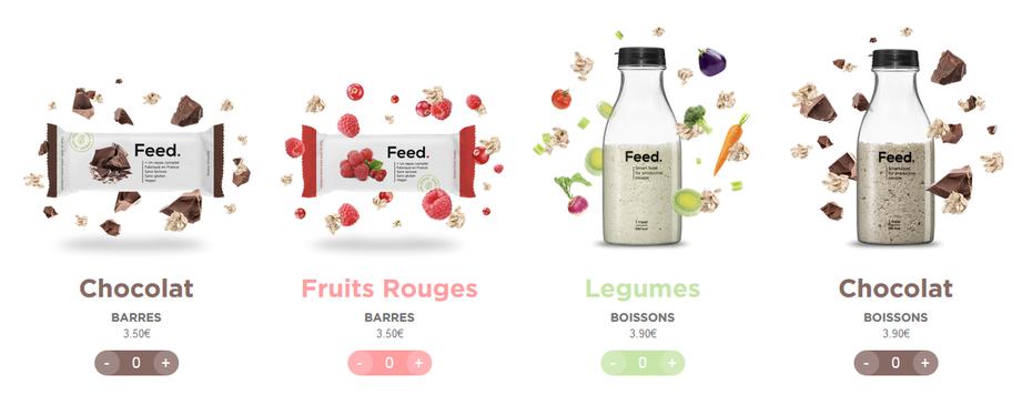 La Startup Feed Lve 3 Millions Deuros