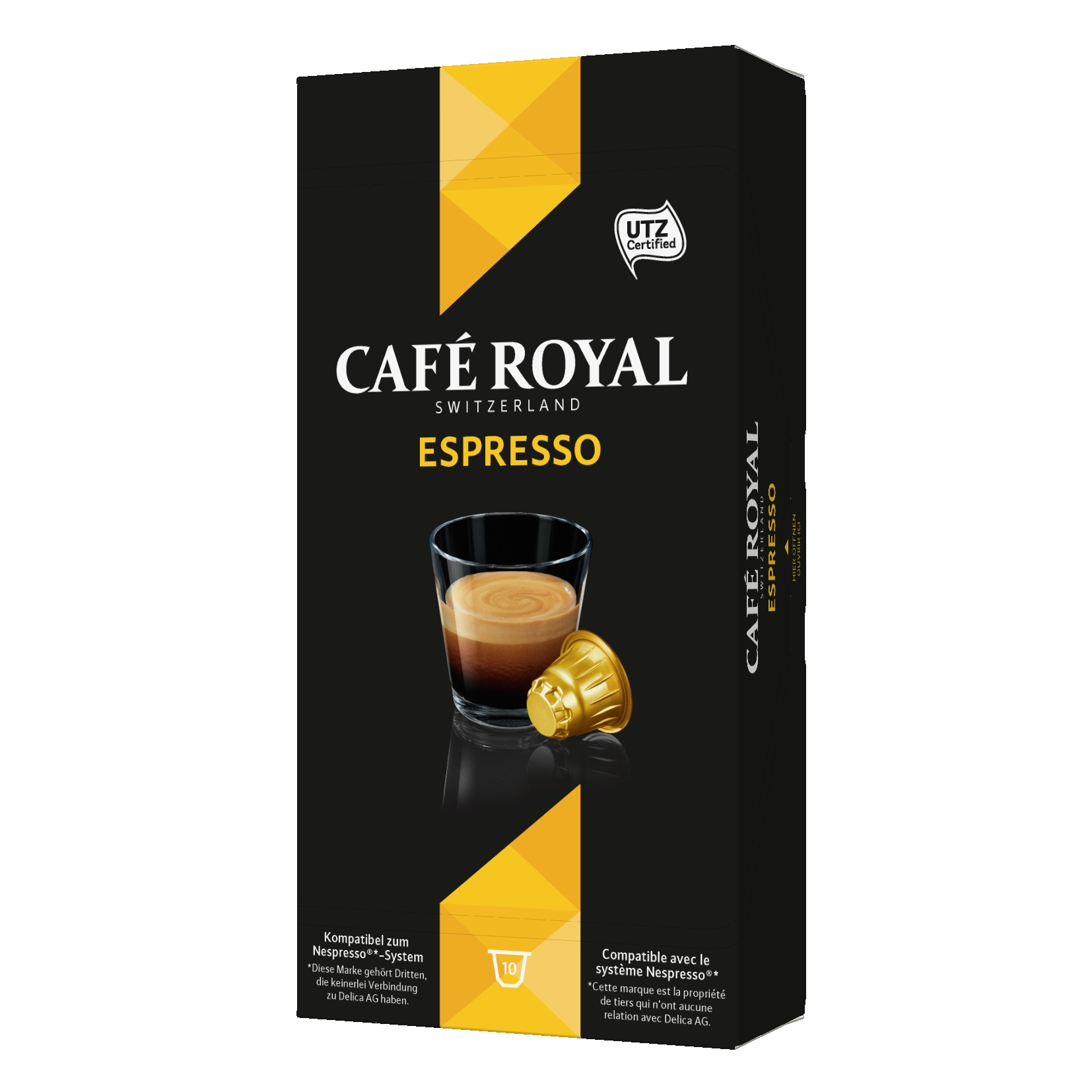 Royal Cafe Capsule