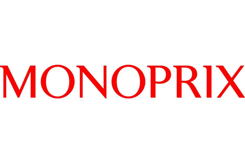 Monoprix annonce un partenariat avec bee - Monoprix nouveau logo ...