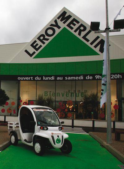 Leroy merlin inventeur et champion du bricolage bricolage jardinage - Leroy merlin jardinagen angers ...
