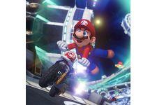 Jeu vidéo Mario Kart 8