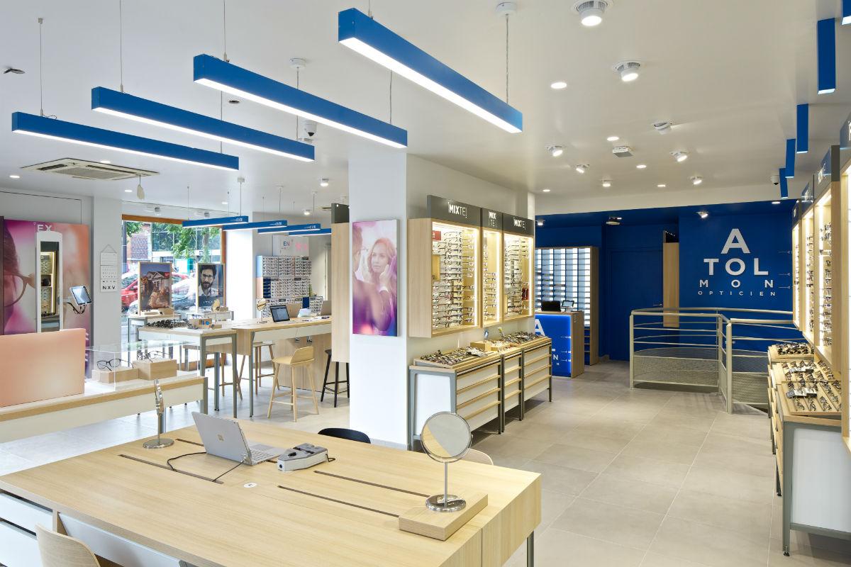 magasin connect atol pr sente son nouveau optique. Black Bedroom Furniture Sets. Home Design Ideas