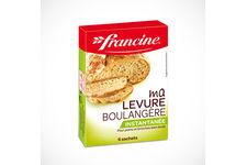 Levure Boulangère de Francine