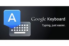 Google Keyboard Application Android sur Google Play
