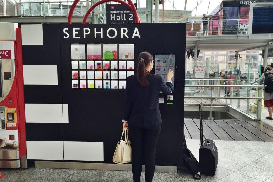 Sephora Automatique À Distributeur En Test Un Y6gybf7