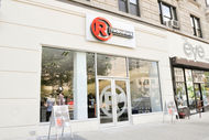 Photo du concept store RadioShack situé au 2268 Broadway à  New York