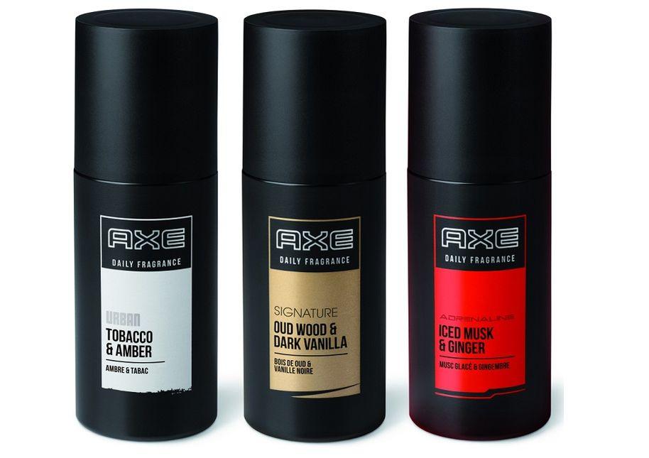 marketing strategy four axe deodorants