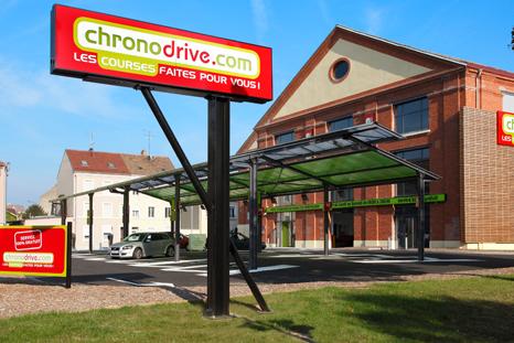 Chronodrive ferme ses deux drives de mulhouse - Auchan drive melun ...