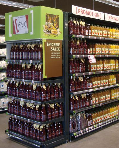 Bbg market apporte du bio frais vrac et produits - Magasin bio arras ...