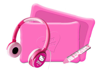 Tablette hello kitty premium 7 pouces de ingo de ingo for Housse de voiture hello kitty