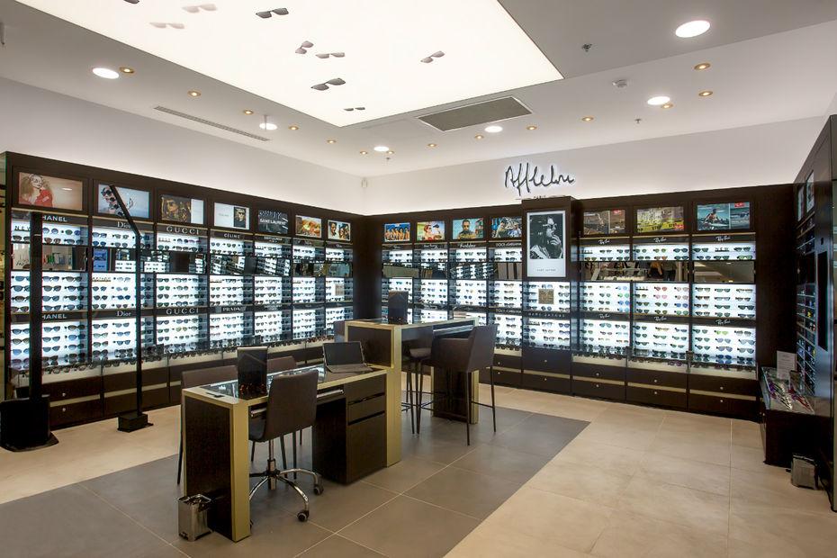 308a79879f Ce magasin des Halles, à Paris, propose la nouvelle image d'Afflelou sur