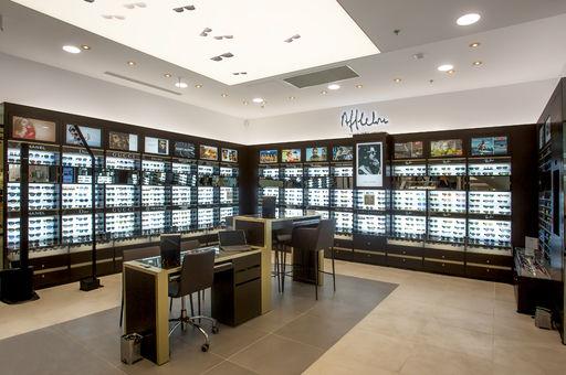535e6920fd Ce magasin des Halles, à Paris, propose la nouvelle image d'Afflelou sur