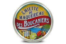 Émietté de maquereau des Boucaniers de La Belle-Îloise