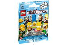 Lego Minifigures - La série Simpson