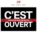H&M e-commerce