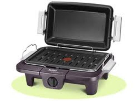 Easy grill cuisine de tefal barbecue lectrique avec indicateur thermo spot - Barbecue tefal easy grill ...