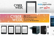 "Amazon France rebaptise son opération Black Friday en ""Cyber Week"""