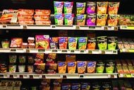 INTERMARCHE ISSY -LES -MOULINEAUX  RAYON SNACKING