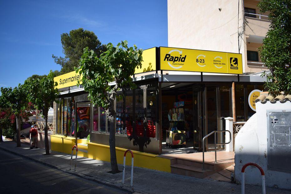 a95310ac04b La chaine de magasins coopératifs Eroski se lance à son tour dans le  commerce de proximité avec les magasins Rapid. Sept points de vente sont  déjà implantés ...