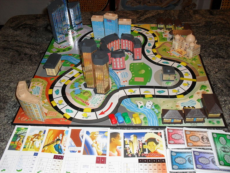 Milton Bradley | Board Game Publisher | BoardGameGeek