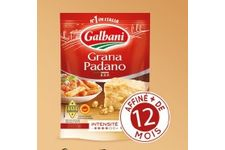 Le râpé « Gusto Fruttato » de Galbani